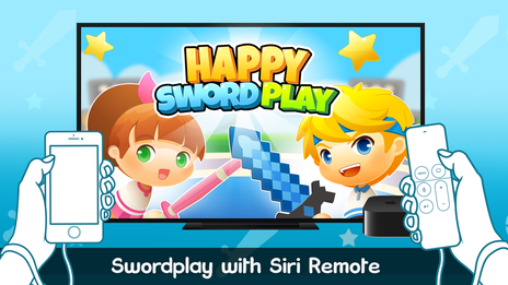 Play Swordplay with your Remote