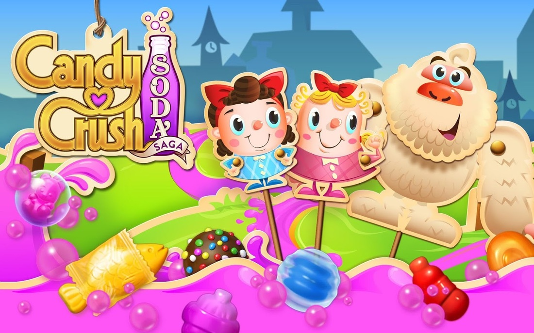 Candy Crush Soda Saga Screen Shot